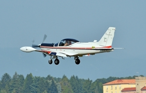 Alenia Aermacchi test flights upgraded SF-260 trainer aircraft - Airforce Technology | Aviation News | Scoop.it