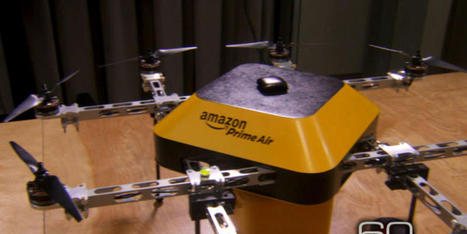Amazon delivery drones face challenge from feds   INTRODUCTION TO THE SOCIAL SCIENCES DIGITAL TEXTBOOK(PSYCHOLOGY-ECONOMICS-SOCIOLOGY):MIKE BUSARELLO   Scoop.it
