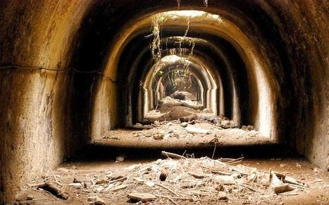 Lasers and robots explore ancient Rome's hidden aqueducts  - Telegraph | Ancient History | Scoop.it