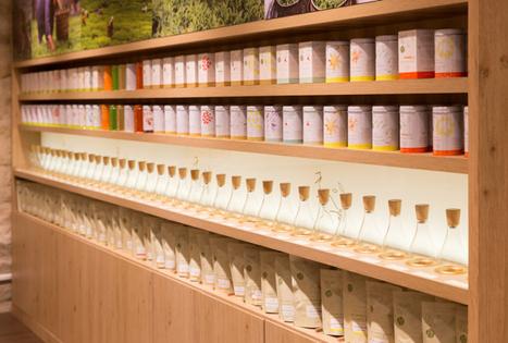 Palais des Thés boutiques by Ova Design, Paris – France »  Retail Design Blog | Presse et actus de l'agence Ova Design | Scoop.it