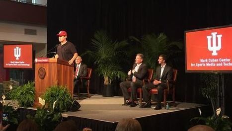 Mark Cuban Creates Sports Media Technology Center At Indiana University | L'oeil du système | Scoop.it