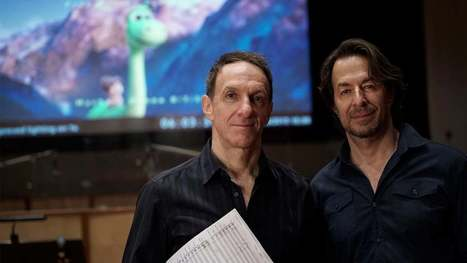 SoundWorks Collection - The Music of The Good Dinosaur with Composers Mychael and Jeff Danna | Synesound Studios | Scoop.it
