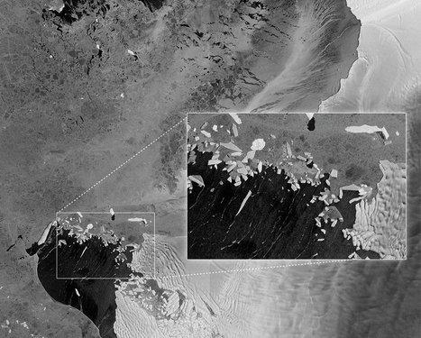 Sentinel-1 first images | Remote Sensing of ocean & coastal waters | Scoop.it