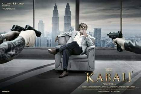Kabali Movie Review, Rating - 1st Day Collection | Reviews | Scoop.it
