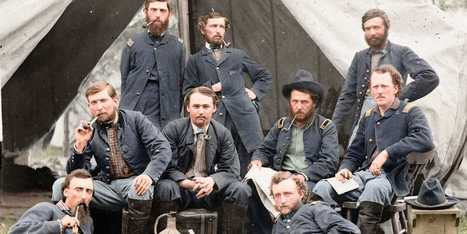 Amazing American Civil War Photos Turned Into Glorious Color | Photo & Video | Scoop.it
