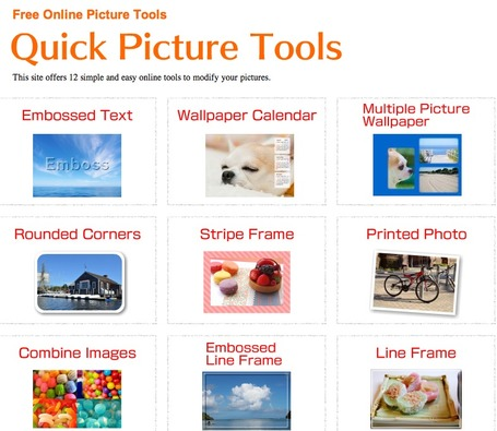 Quick Picture Tools | Vulbus Tech Review (VITR) | Scoop.it