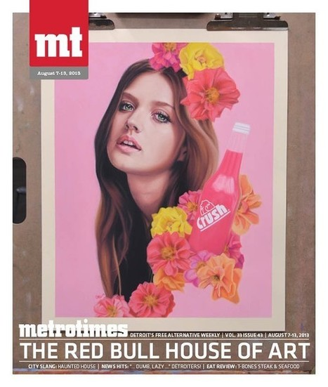 The house that Red Bull built | Art & marques | Scoop.it