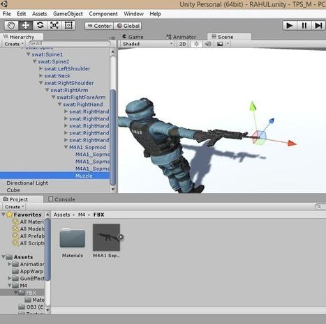 MultiPlayer Third Person Shooter | cloud computing :BaaS | Scoop.it