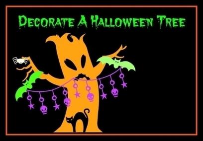 Decorate a Halloween Tree   Recreation & Hobbies   Scoop.it