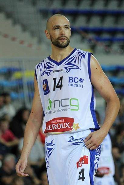 Olivier Gouez s'engage avec Chartres (NM1) | Basket ball , actualites et buzz avec Fasto sport | Scoop.it