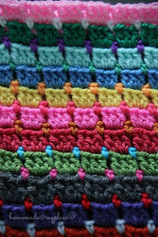 homemade@myplace: Block Stitch Afghan : the way I do it !!!! | Couture, crochet et autres plaisirs | Scoop.it
