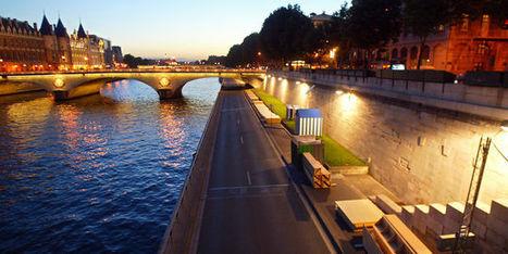 Paris : la rive gauche de la Seine bientôt en partie piétonne   Le BONHEUR comme indice d'épanouissement social et économique.   Scoop.it