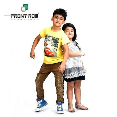 Front Row Men, Women & Kids Dresses Collection 2013 | stylostyle | Scoop.it