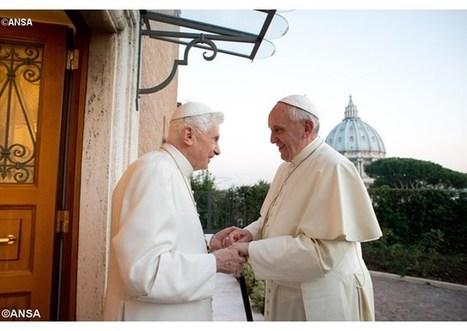 Pápež František napísal úvod k biografii Benedikta XVI. od Elia Guerriera   Správy Výveska   Scoop.it