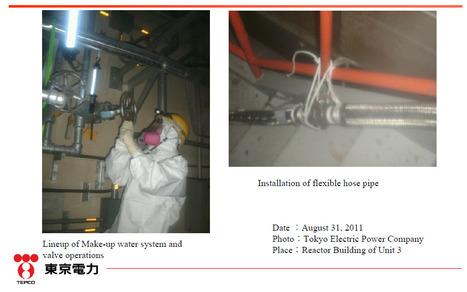 Les ficelles du métier - leçon n°1 | TEPCO | Japon : séisme, tsunami & conséquences | Scoop.it
