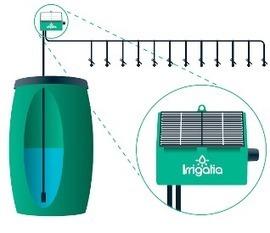 DIYdeals Irrigatia solar automatic watering system | Automatic Watering System | Scoop.it
