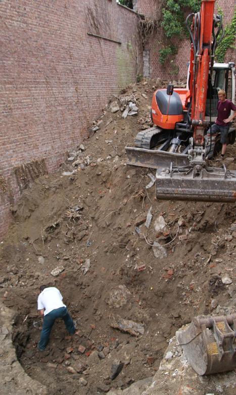 Tournai : une nouvelle tour de la première enceinte mise au jour - lavenir.net | L'actu culturelle | Scoop.it