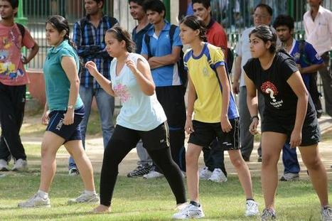 Admission under the sports quota to Delhi University starts | Website Design Company | SEO Services Delhi | Web Development | Scoop.it