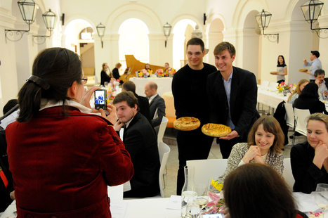 St.Louis MO   Students Prepare #Baroque #Banquet for Guests with #Vienna Visiting Professor   Baroque   Scoop.it