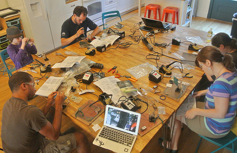 Q&A with the NYC Makery | Makerspaces | Scoop.it
