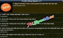 Game thủ cán mốc level 200 đầu tiên trong Bigone garden | Game Mobile Hot | Scoop.it