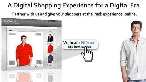 Fityour - Google+ | Virtual Dressing Room App | Scoop.it