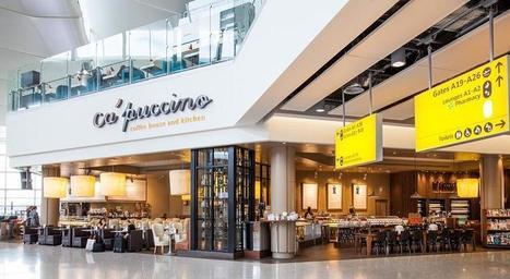 CA'PUCCINO presenta un innovativo e prestigioso concept di caffetteria con cucina al nuovo Queen's Terminal, Heathrow T2 | INformaCIBO | Scoop.it