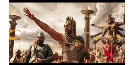 Baahubali, le film indien le plus cher de l'histoire qui séduit la planète   Film adhésif   Scoop.it