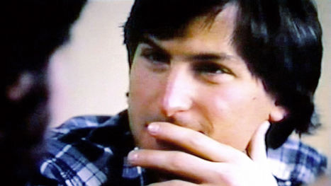 "In A Little-Seen Early Apple Video, Jobs And Wozniak Talk About The Company's Beginnings | L'impresa ""mobile"" 