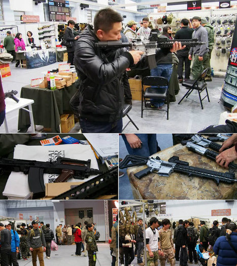 Hephaestus at the 2014 Spring Hooha Show | Popular Airsoft | Airsoft Showoffs | Scoop.it