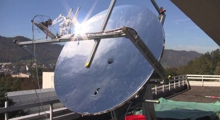 A Solar Dish That Makes Electricity And Fresh Water | Five Regions of the Future | Scoop.it
