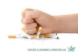 Housekeeping helps you quit smoking | Home cleaning | Scoop.it