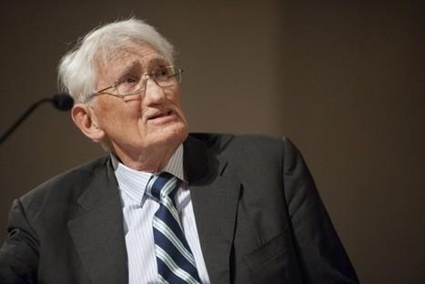 Jurgen Habermas aborda transformação da democracia | DNOTICIAS.PT | Conferência de Jürgen Habermas | Scoop.it