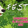 2de édition du festival d'images nature de la baie du Mt St Michel www.festibaie.org