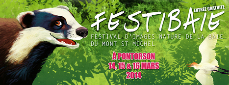 2ème édition du concours d'Images Nature ouvert jusqu'au 23 février 2014 ! | 2de édition du festival d'images nature de la baie du Mt St Michel www.festibaie.org | Scoop.it