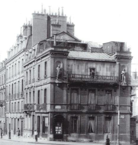 Naguère… Daguerre, une mise en lumière | P'tit Pat' Rouennais | Auprès de nos Racines - Généalogie | Scoop.it