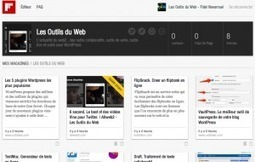 Flipboard à l'assaut des outils de curation - Les outils de la veille | Social media - E-reputation | Scoop.it
