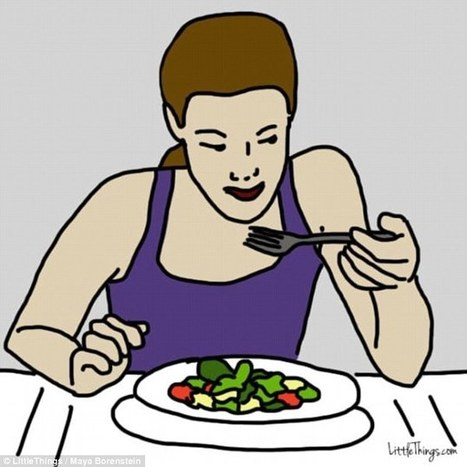 Food expert reveals what your dining habits say about you | Kickin' Kickers | Scoop.it