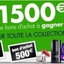 Lamaisondevalerie.fr : jeu concours 1500€ de bons d'achats | concours du net | Scoop.it