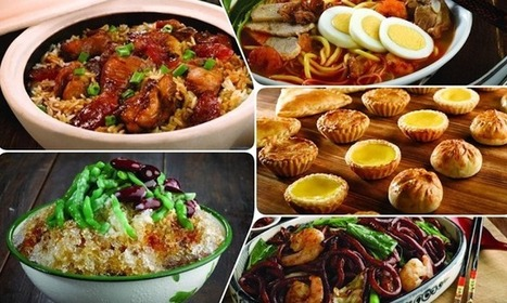 Main 4 Cuisines at Malaysian Restaurant Melbourne and Other Eateries | Pappa Rich | Scoop.it