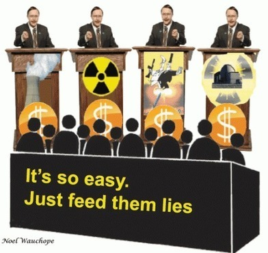 Will the Citizens' jury be able to say NO to nuclear waste importing for South Australia? « Antinuclear | GarryRogers Biosphere News | Scoop.it