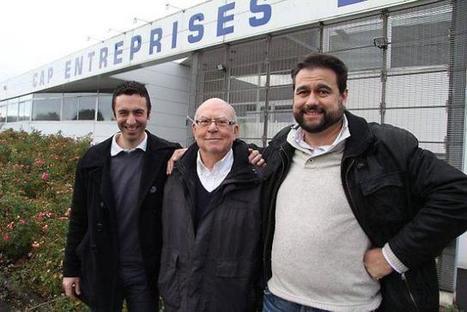 Côtes-d'Armor. Chefs d'entreprise, ils se serrent les coudes | Ouest France Entreprises | PLATO France | Scoop.it