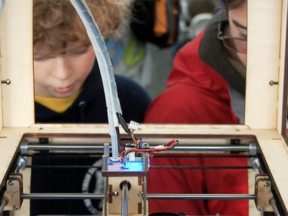 3D printers shape up to lead the next technology gold rush | 3D printing - Mashup | Scoop.it