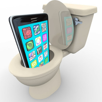 Saving Your Smart Phone When It Falls In The Toilet! | Tips And Tricks For Pc, Mobile, Blogging, SEO, Earning online, etc... | Scoop.it