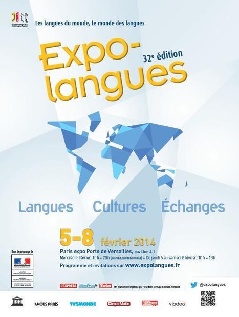 Expolangues 2014 : les langues du monde, le monde des langues | Evènements FLE - professeurs de FLE | Scoop.it