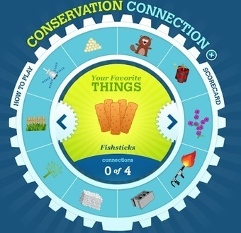 Free Technology for Teachers: Conservation Connection - A Game for Learning About Conservation | Using Digital Technologies to create and enhance Design Technology in a primary classroom | Scoop.it