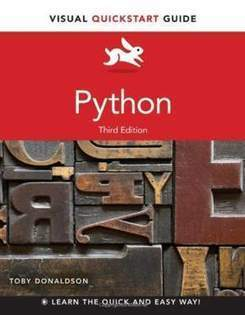 Python: Visual QuickStart Guide (3rd Ed) - iProgrammer | Technology | Scoop.it