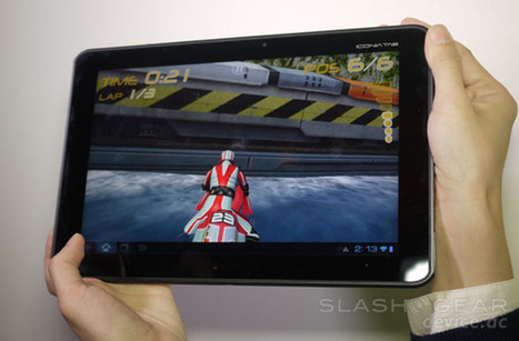 Acer IconiaTab 2012 Full HD Tablet Announced | Technology and Gadgets | Scoop.it