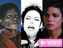 Michael Jackson : ses 10 clips les plus mythiques (VIDEOS) - Télé Loisirs.fr   music and artists   Scoop.it