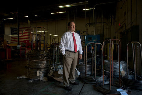 Small Factories Emerge as a Weapon in the Fight Against Poverty | Detroit Rises | Scoop.it